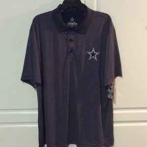 Dallas Cowboys NFL polo shirt